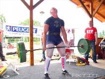 Jiří Mátej, 225kg