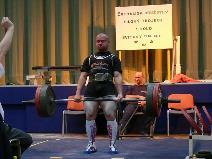 Jiří Olejko, mrtvý tah 235kg