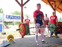 Jiří Tkadlčík, 285kg