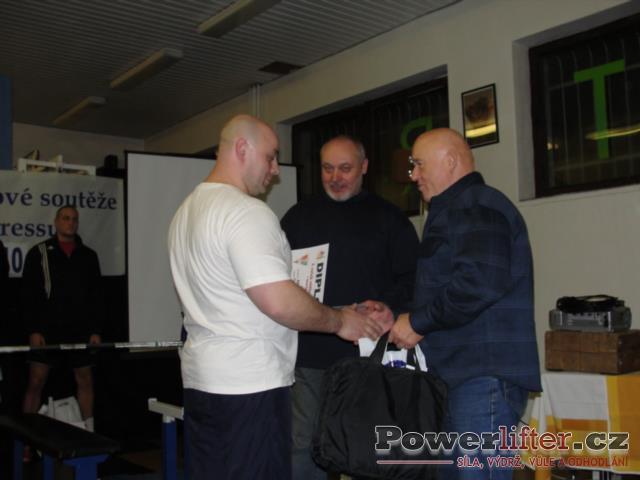 Jiří Zahraj - 2. místo (muži)