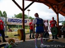 Karel Sazma, 200kg