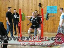 Karel Sekanina, 170kg