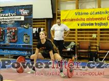 Kateřina Hyblerová, 80kg