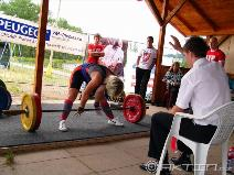 Katka Krebsová, 100kg