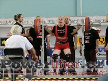 Květoslav Grobař, CZE, 220kg