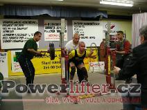 Libor Škrobáček, 130kg