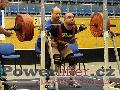 Marek Žák, dřep 280kg