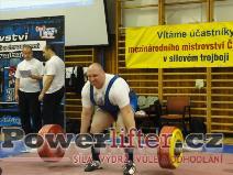 Marián Odlér, 260kg