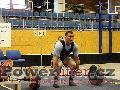 Michal Krček, mrtvý tah 260kg