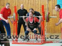 Michal Sicha, 190kg