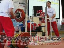 Milan Mrázek, 190kg