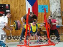 Milan Mrázek, 245kg