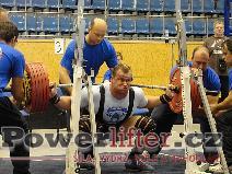 Miroslav Hejda, dřep 310kg