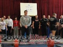 Muži do 105kg - Ondřej Havránek