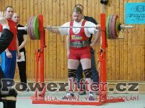 Pavel Kantořík, 250kg