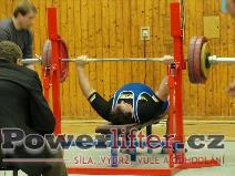 Pavel Klepáč, 147,5kg