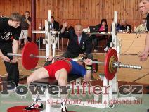 Pavel Malina, benč 90kg