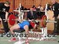 Pavel Važan, benč 100kg