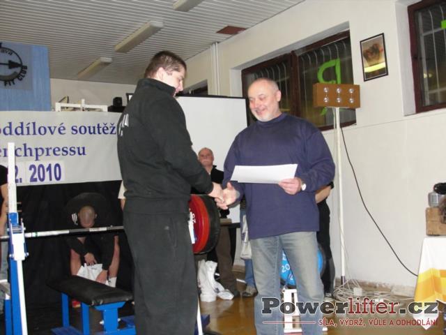 Pavel Žák - 4. místo (muži)