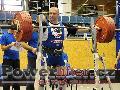 Pavol Demčák, dřep 285kg