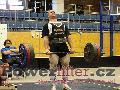 Pavol Demčák, mrtvý tah 270kg