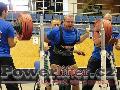 Petr Theuser, dřep 300kg