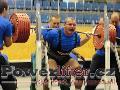 Petr Theuser, dřep 330kg