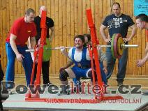 Petr Voznička, 195kg