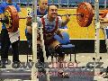 Petr Zámečník, dřep 210kg