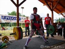 Richard Novotný, 200kg