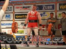 Roger Piron, LUX, 230kg
