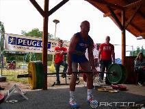 Roman Krejčík, 250kg