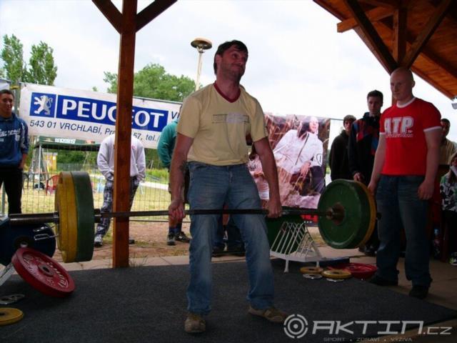 Stanislav Štefan, 170kg