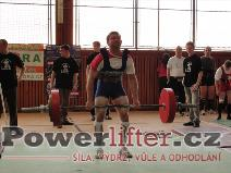 Štěpán Hoza, mrtvý tah 200kg