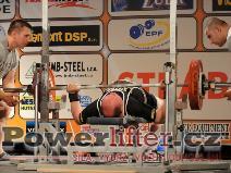 Thomas Hogberg, SWE, 192,5kg