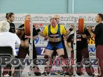 Thomas Hogberg, SWE, 305kg