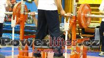 René Hoza, 125kg