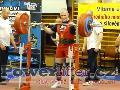 Jakub Gallo, 250kg, SK