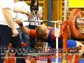 Marek Chovanec, 132,5kg