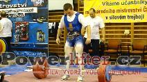 Lukáš Tkadlec, 245kg