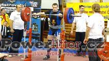 Patrik Navara, 220kg