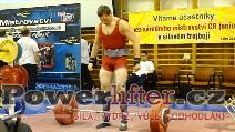 Patrik Navara, 240kg