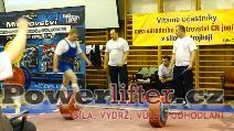 Marek Kolář, 300kg