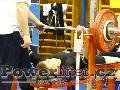 Petr Sadovský, 142,5kg