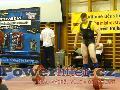 Petr Sadovský, 227,5kg