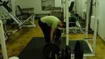 Mrtvý tah 100kg, 4.série