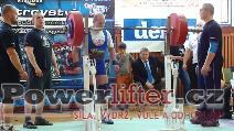 Michal Sekot, 235kg