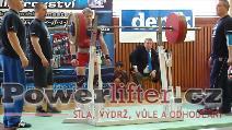 Karel Ruso, 210kg