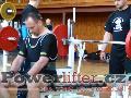 Roman Tůma, 152,5kg