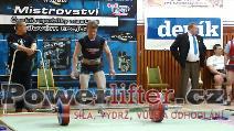 Karel Ruso, 220kg